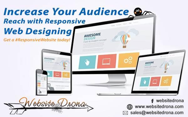Responsive Website Designing Company In Delhi NCR