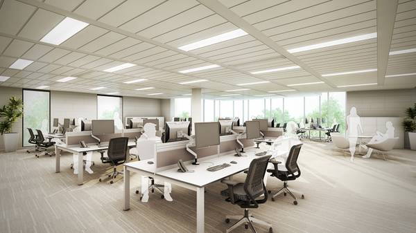 Second Floor Commercial Space Rent Green Park South Delhi