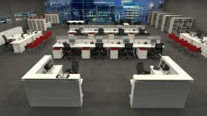 sqft furnished office space for rent at infantry road