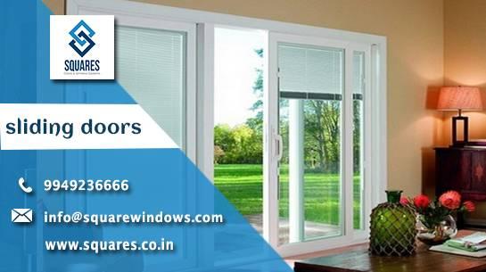 Best UPVC Sliding doors dealers Hyderabad