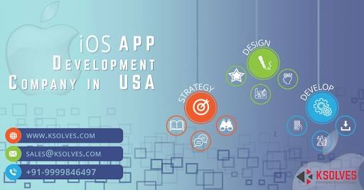 Looking For Top iOS App Development Services in USA