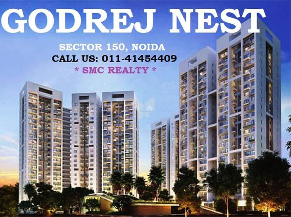 Book luxury flats in Godrej Nest in Noida sector
