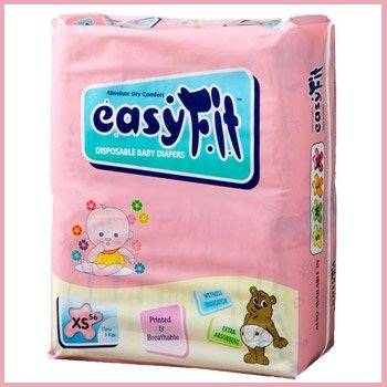 Buy EasyFit Baby Diapers Online in India