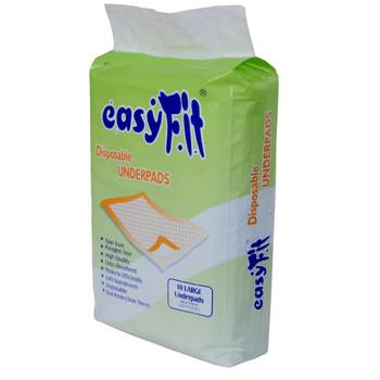 Buy EasyFit Underpads Online in India at the wholesale price