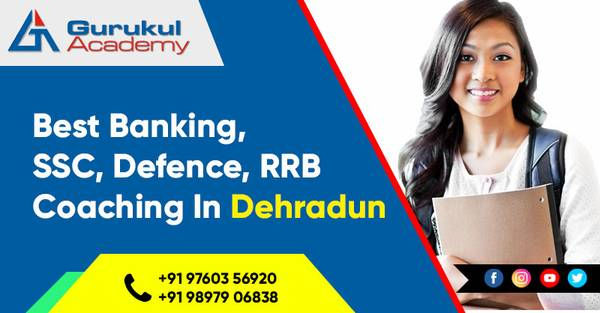 Gurukul Academy – Best Banking, SSC, Defence, RRB Coaching