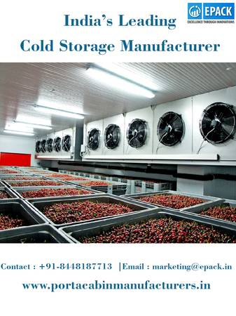 Top Cold Storage Manufacturers