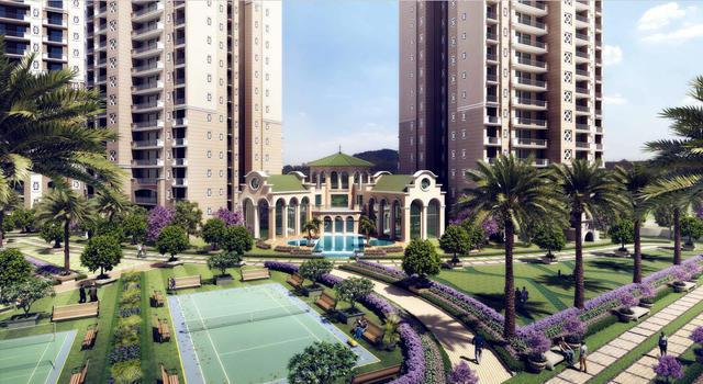 ATS PICTURESQUE provides 3 BHK 4BHK Apartments