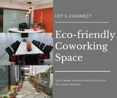 Furnished Office Space in Noida by Lets Connect