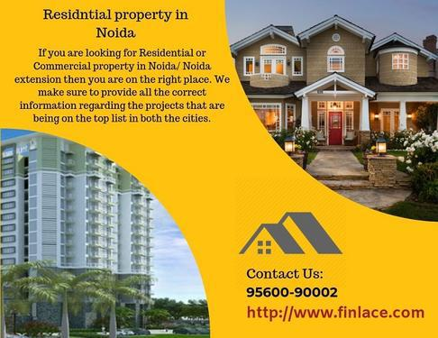 Looking for a Best Residential property in Noida Call 95600