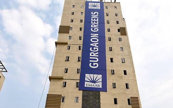 Emaar Gurgaon Greens: 3 BHK + Servant Apartments in Gurgaon