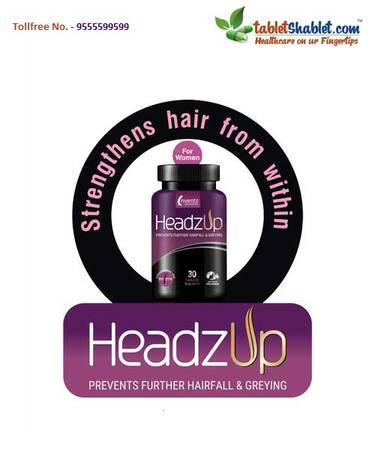 Headz Up Women Tablet Online in India at flat 20% Off -