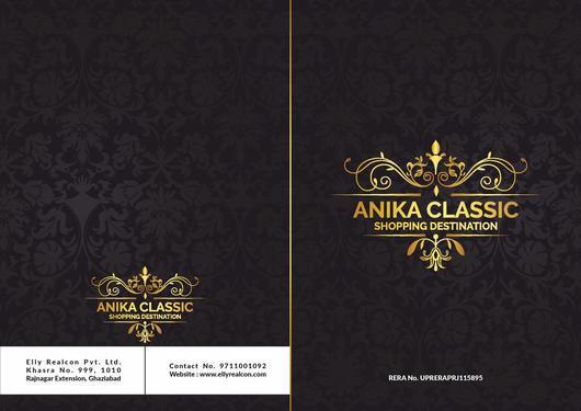 Anika Classic Retail Shops For Sale in Raj Nagar Extension