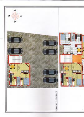 Flats for sale at Sanjai Gandhi street, Gangai nagar, Kallik