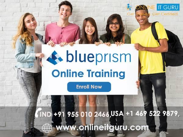 Blue Prism Training | Blue Prism Certification