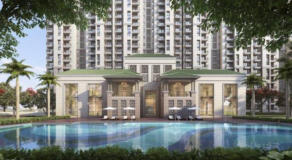 Happy Trails – Luxury 2 & 3BHK in Greater Noida