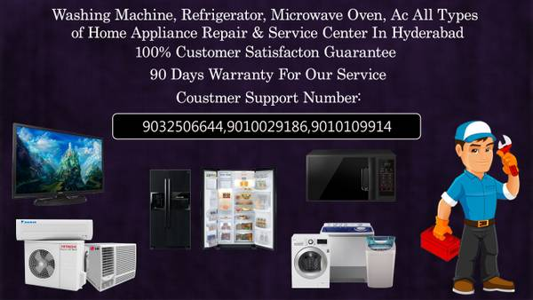 Samsung washing machine top load service center in Hyderabad