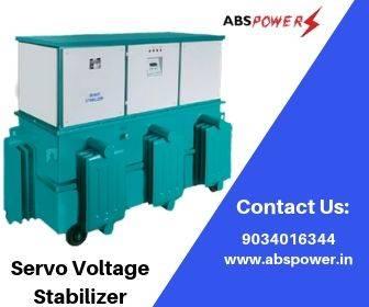 Servo Stabilizer Manufacture in Chandigarh