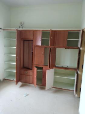 3bhk 1st floor house for rent in kuvempunagar tk layout