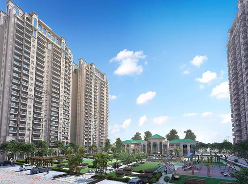 ATS Pristine II 3BHK Apartment in Sport City Noida Expressw