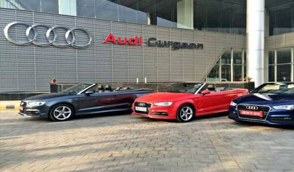 Audi Dealer in DelhiNCR - Audi Gurugram