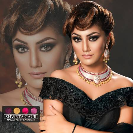 Best Professional Party Makeup Artist In Noida