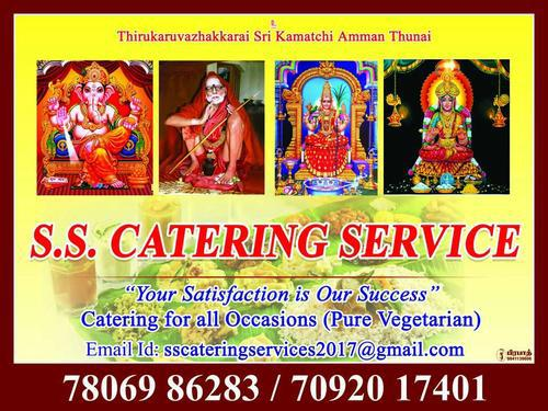 Catering for all Occasions Pure Vegetarian