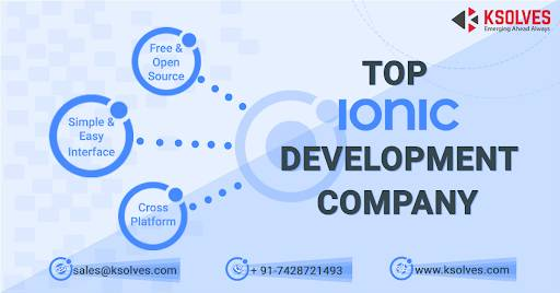 Leading Top Ionic Development Services in USA