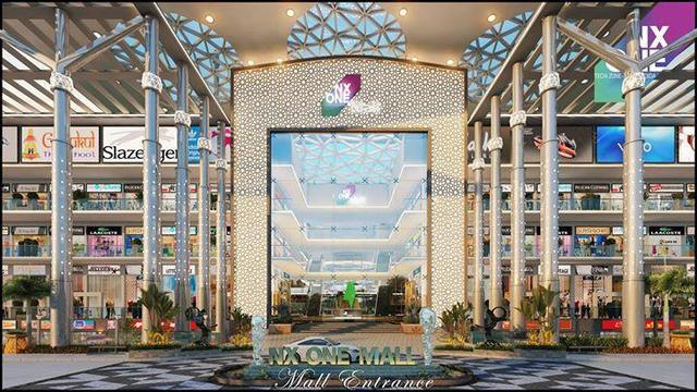 NX ONE Mall Retail Shops in Noida Tymse
