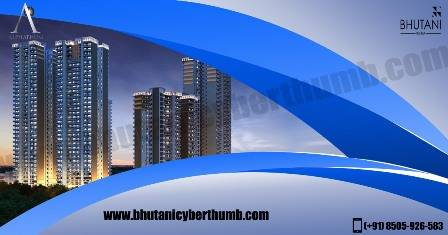 Buy Best Commercial Property under Bhutani Cyberthum