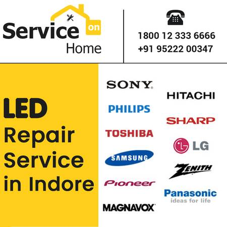 LED TV Repair in Indore - Service On Home