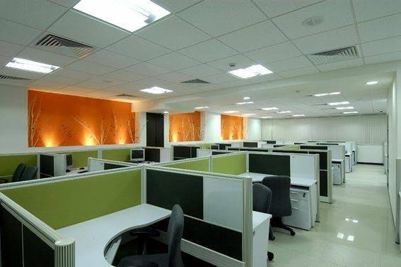 sq.ft Excellent Furnished office space for rent at