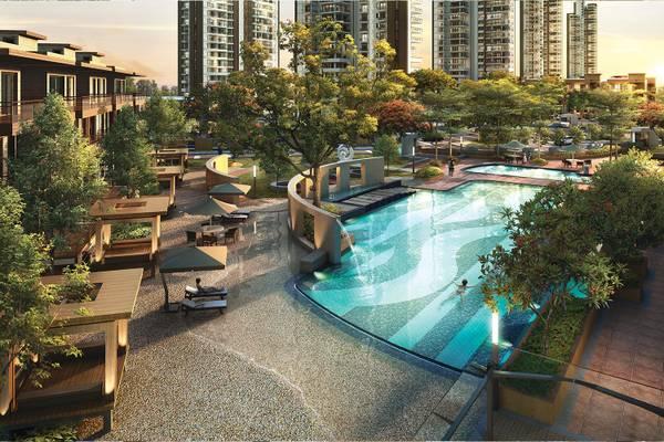 Puri Emerald Bay –Ready to move2/3BHK Homes in Gurgaon