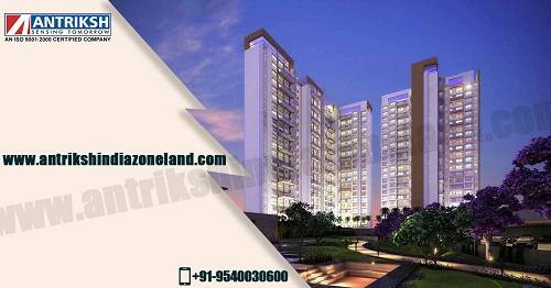 Antriksh India Zone Land - Luxurious Home At An Affordable