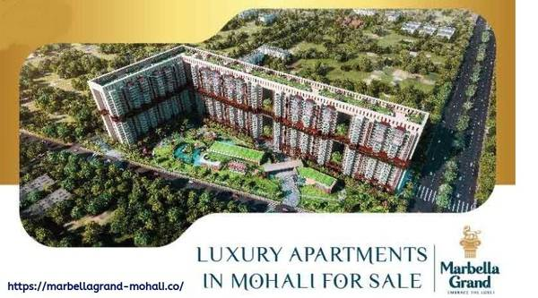 New Apartments in Mohali