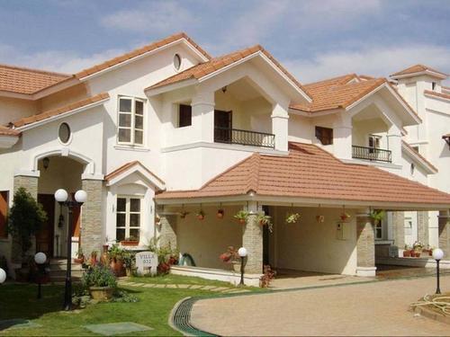 3BHK + Study Purva Parkridge villa available for rent