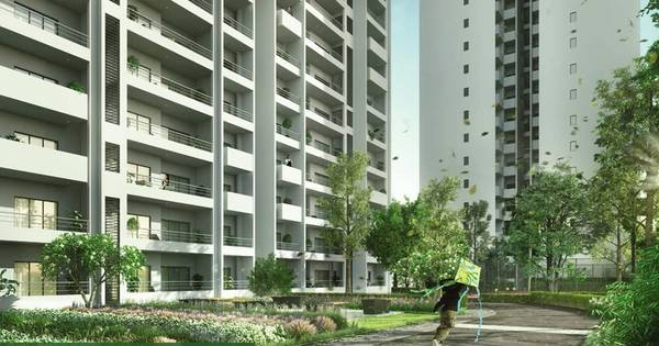 Godrej Air: 3 & 4 BHK Luxury apartments in Sec 85