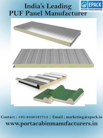 Indian PUF Panel Manufacturer