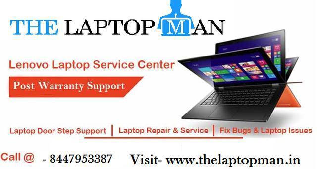 Lenovo laptop service center in east delhi