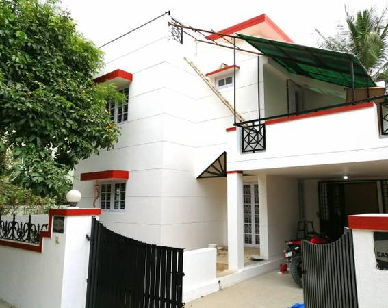 Independent House for Rent at Kasturinagar.