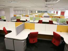 sq.ft, furnished office space for rent at richmond road
