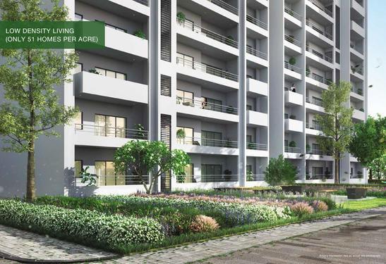 Godrej Air 3 4 BHK Luxury apartments in Sec 85