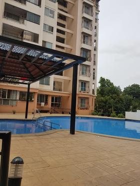 Old Airport Road posh 3 BHK Apartment for rent