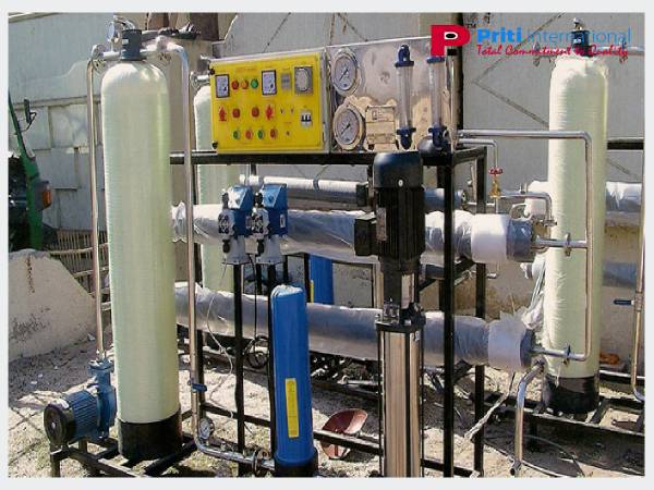 The water plant manufacturer in Kolkata