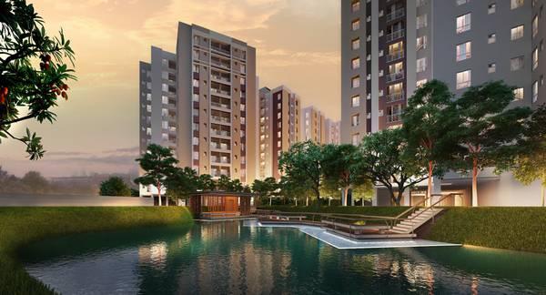 Find Residential Complex near Kolkata Airport - Eternis