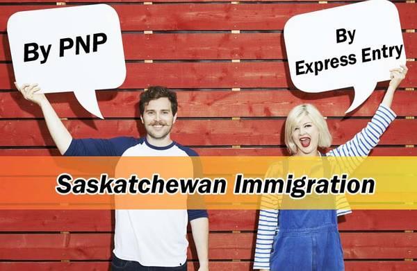 Saskatchewan PNP - Easy way to Immigrate in Canada