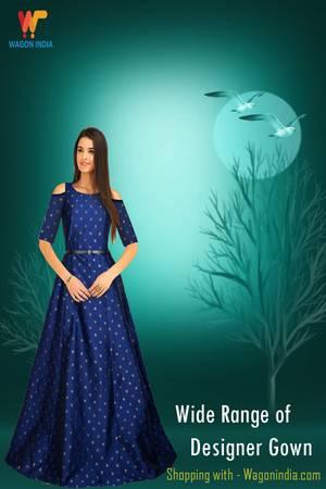 Shop Designer Dresses for Girls Online at Wagon India