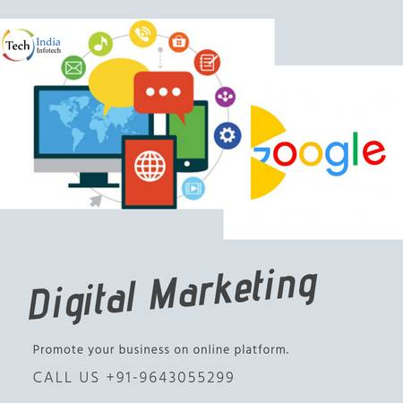 Tech India Infotech - Digital Marketing Company in Delhi,