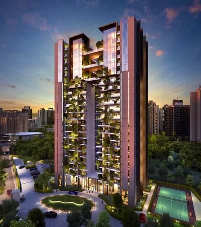 1OAK ATMOS – Premium Homes in Gomti Nagar Extension