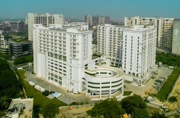 DLF My Pad – Ready to move Studio Apartment in Vibhuti