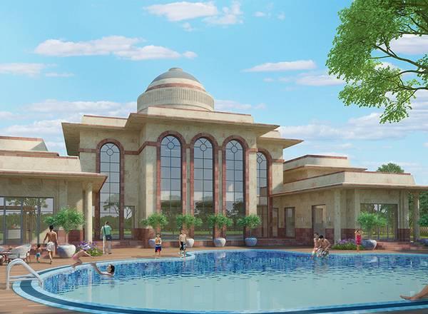 Eldeco Regalia – Luxury Villas in off IIM Road Lucknow